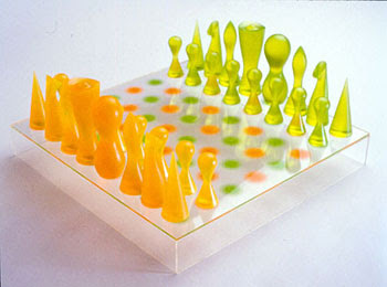 350 260 chess pinterest karim rashid chess and chess sets - Karim rashid chess set ...