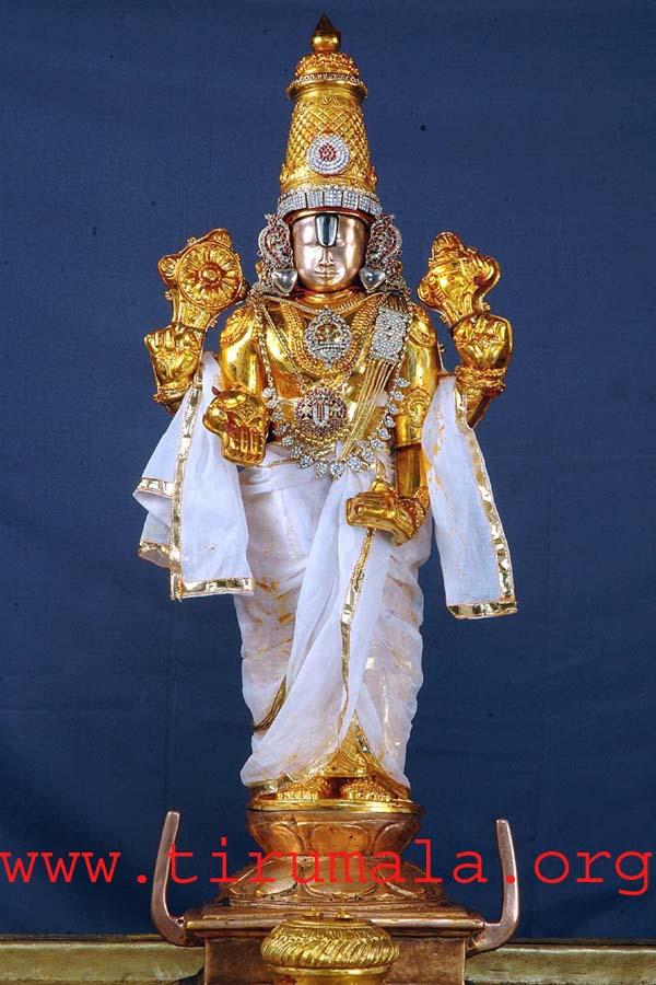 Srivari Seva Kerala Wing Tirumala Tirupati Devasthanams