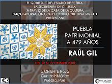 Puebla Patrimonial / Raúl Gil