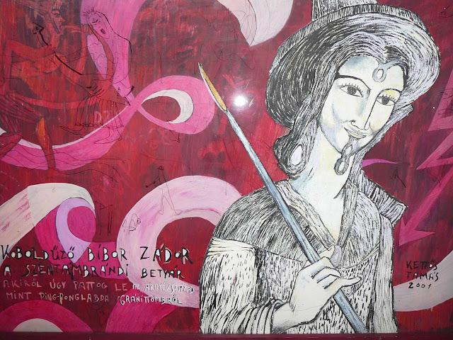 - Kettős Tamás kiállítása - Vadszamarak koncert - 2009. 12. 03. , Vác , MIMK -
