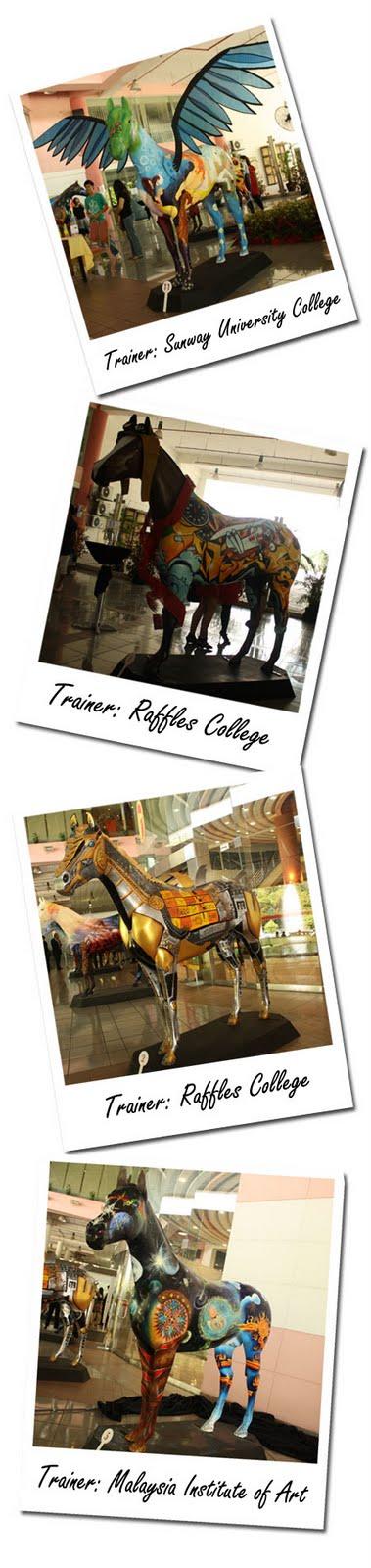 selangor turf club horse transformation 2
