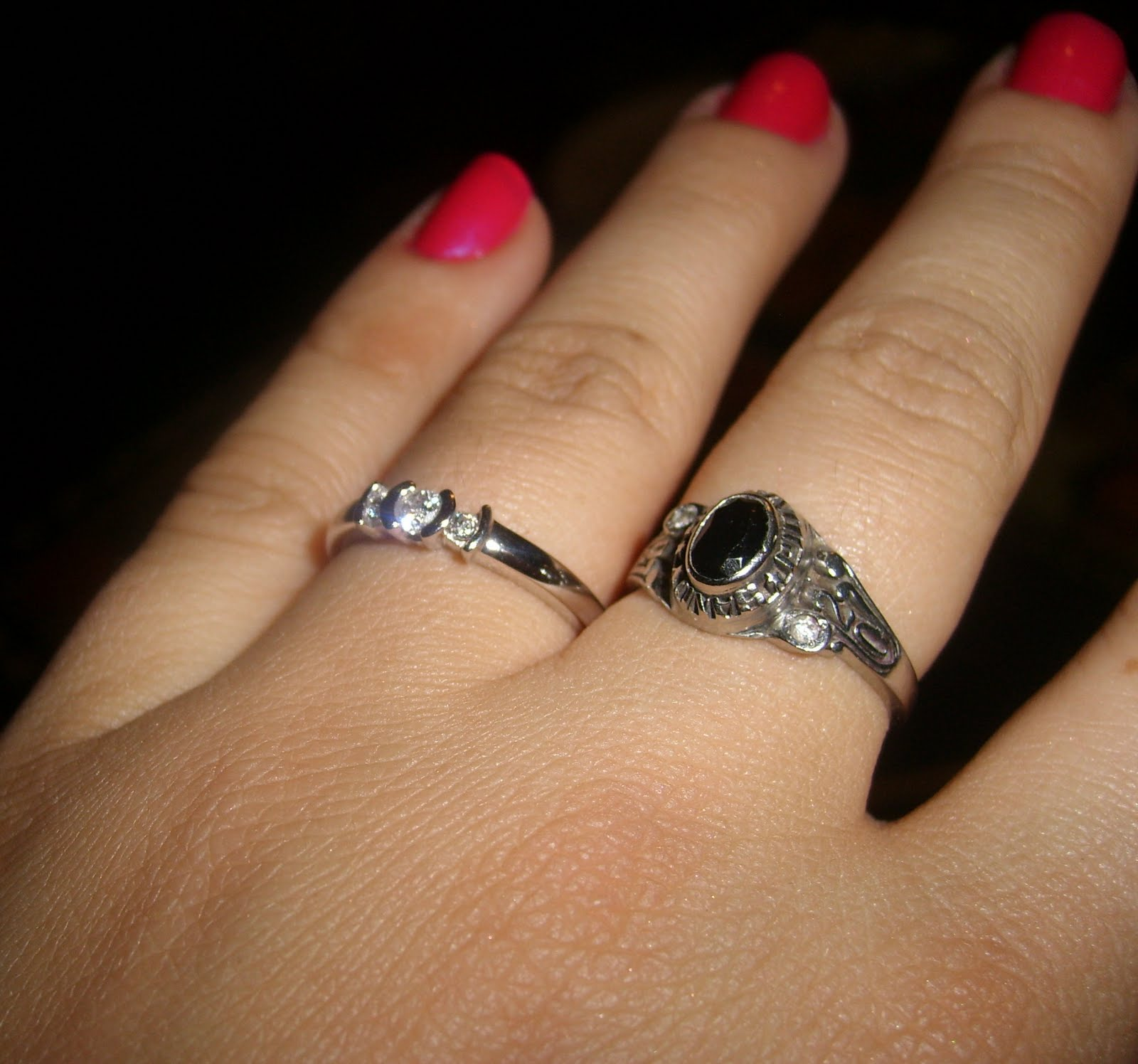 Adrienne Rose: Its been a minute! Ring pictures!