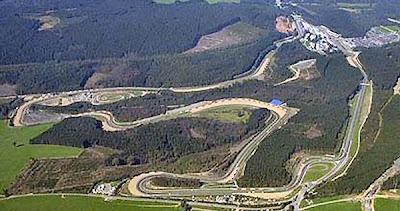 Circuito De Spa Francorchamps : Mundo aos rolamentos: circuitos: spa francorchamps