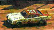 David Pearson's Fast Mercury
