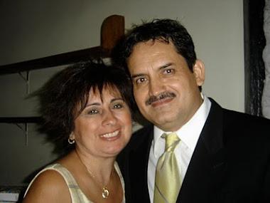 Pastor Luis y Vangie Salazar