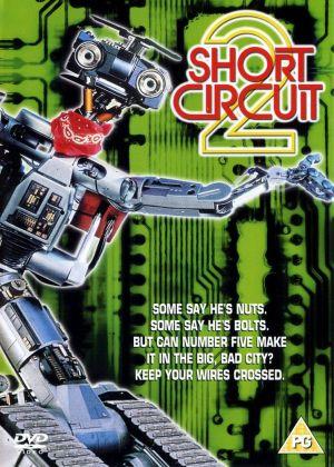 Um Robô Em Curto Circuito 2 (Dublado)
