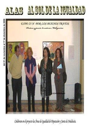 Presentación de la Expo 25 N POR LOS BUENOS TRATOS