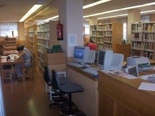 Biblioteca Municipal 'Pablo Neruda' de Arganda del Rey