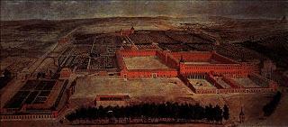 Palacio del Buen Retiro, diseñado por Alonso Carbonell