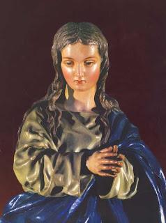 Inmaculada, de Alonso Cano (Catedral de Granada)