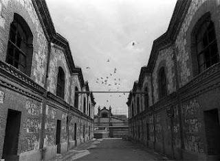 El antiguo matadero de la Arganzuela