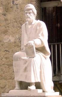 Monumento a Averroes en Córdoba