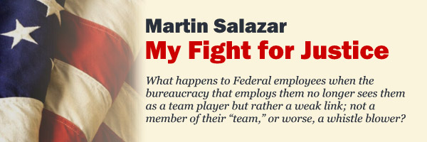 Martin Salazar: My Fight for Justice