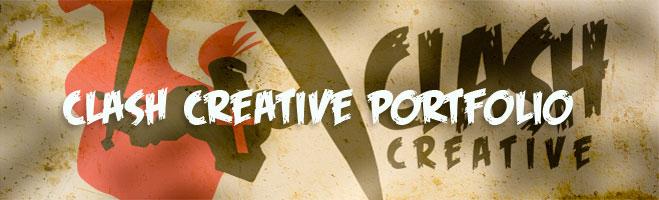 Clash Creative Portfolio