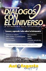 "Expo-Astronomía "" Diálogos con el Universo"""