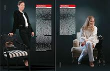 Carolina Ruiseco y Mariana Botero