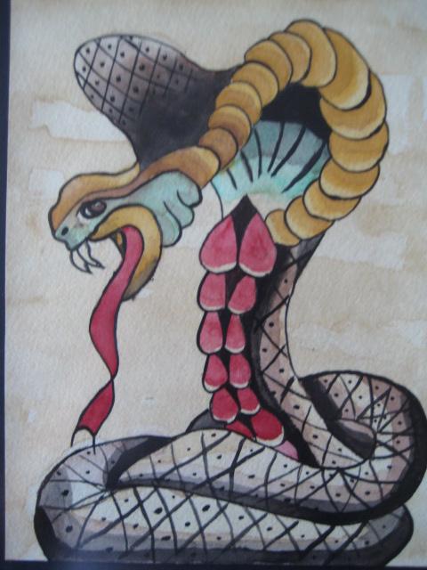 Tattoo Paintings