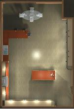Diseño de cocina en 70 m2