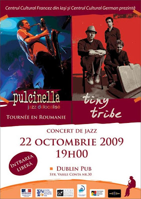 Concert Jazz: Pucinella & Tiny Tribe
