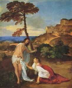 Jesus perdonó a María Magdalena