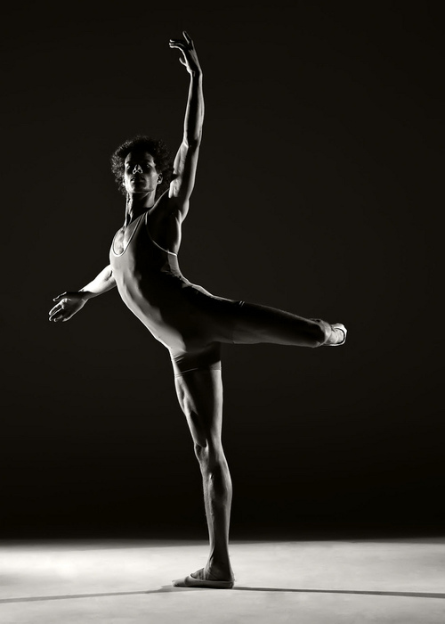 The gallery for --> Ballet Back Attitude