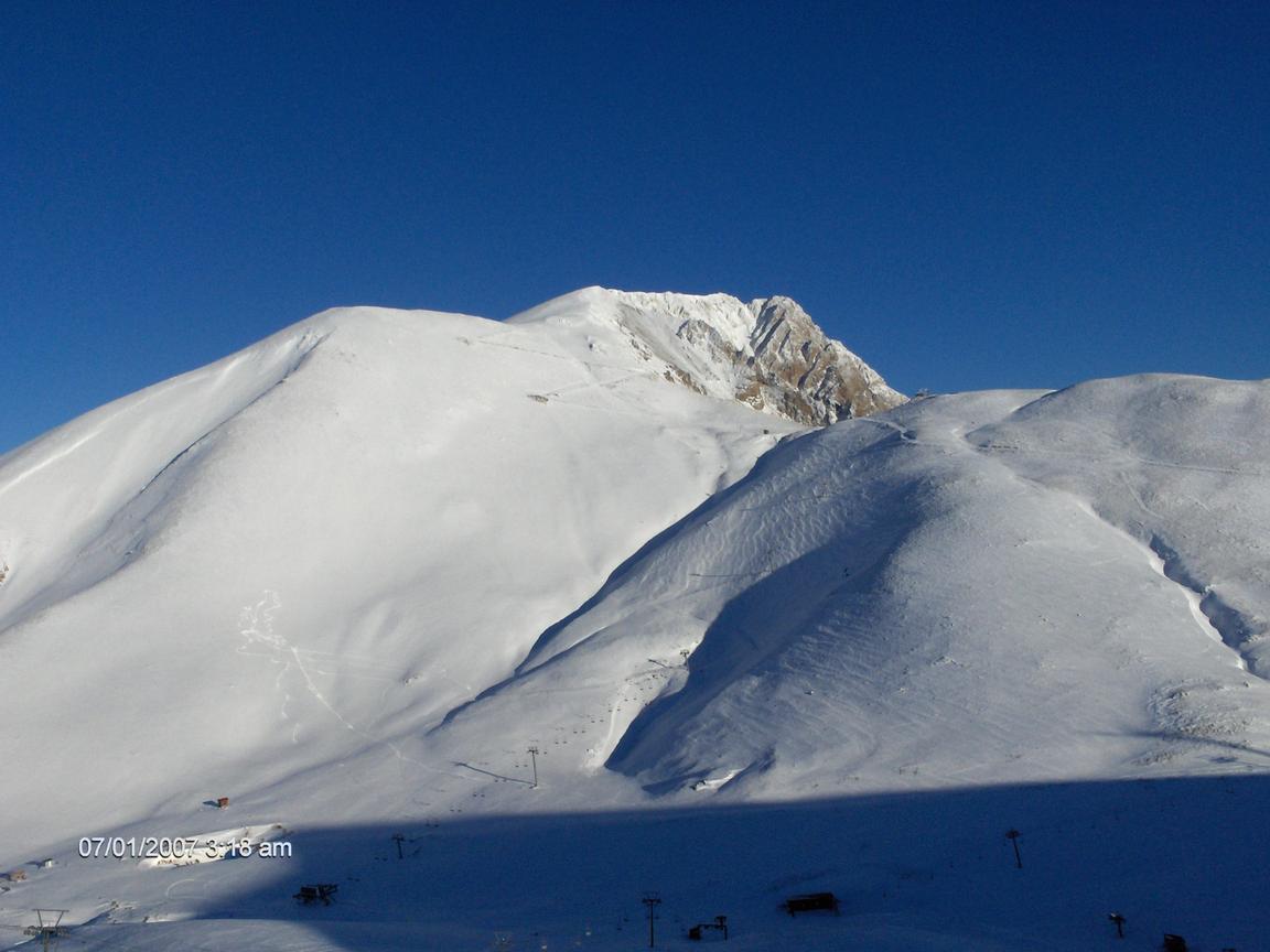 Βουνά της ελλάδας και του κόσμου