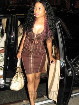 It is on for Nicki Minaj! Lil Kim Black Friday lyrics, video is creating