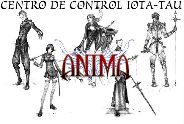 Anima Tactics - Centro de control Iota-Tau