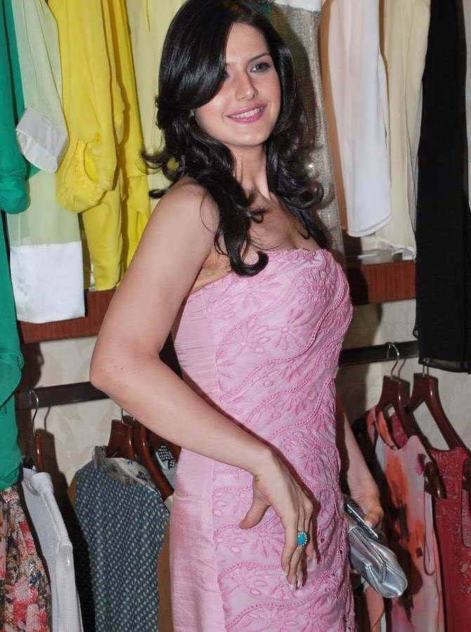 zarine khan hot photos. Zarine Khan is Hot Angel in