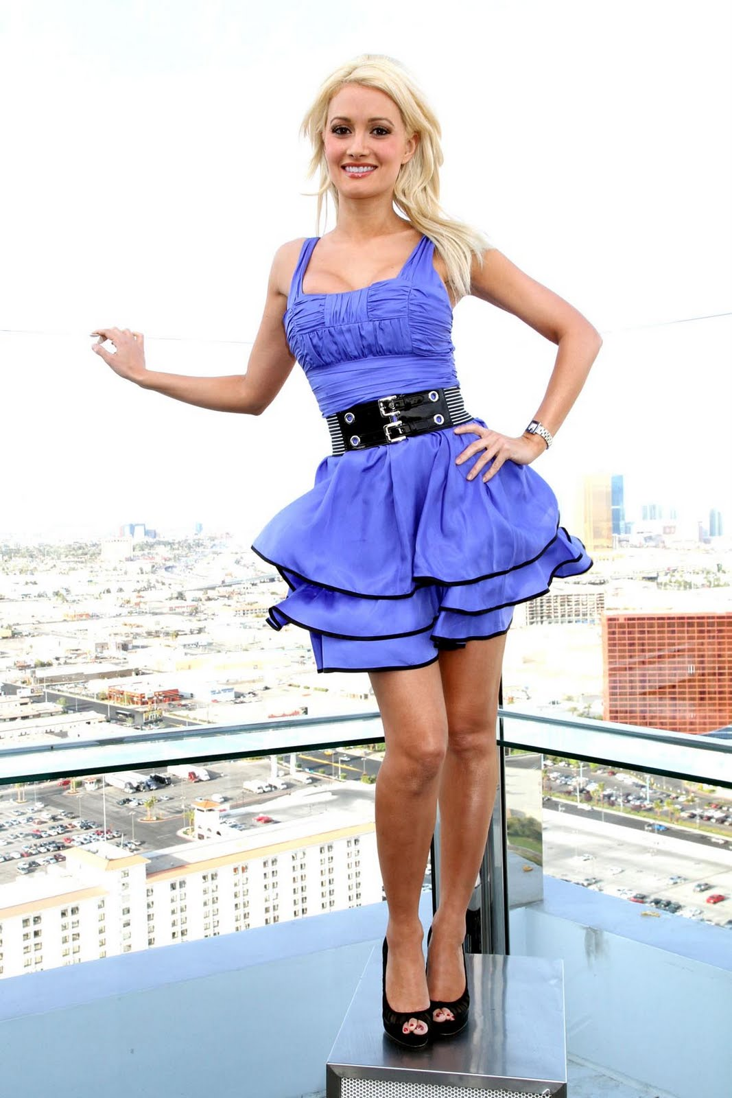 Confirm. join Holly madison as
