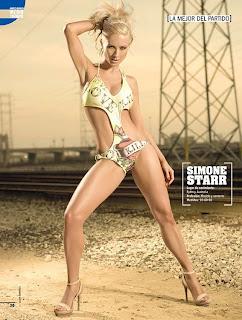 Simone Starr