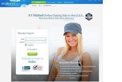 Singlesnet com login