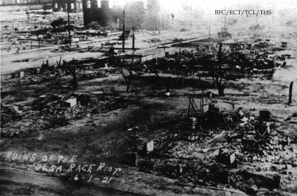 Tulsa Gal: The 1921 Tulsa Race Riot in Pictures