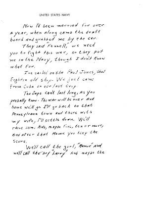 letter to lover ending relationship