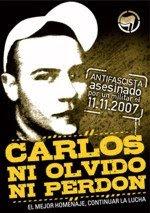 CARLOS HERMANO NOSOTR@S NO OLVIDAMOS