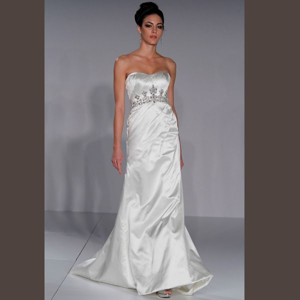 "Priscilla Of Boston-Denver: ""Wedding Dresses To Show Off"
