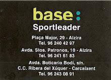 "BASE Sportleader  AUSPICIA  ""El OJO Vale N tinO"""