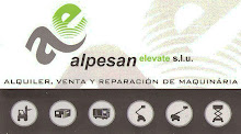"Alpesan elevante s.l.u AUSPICIA ""El OJO VALE N TINO"""