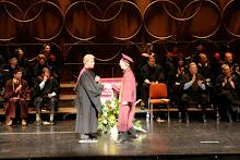 Parker's Graduation
