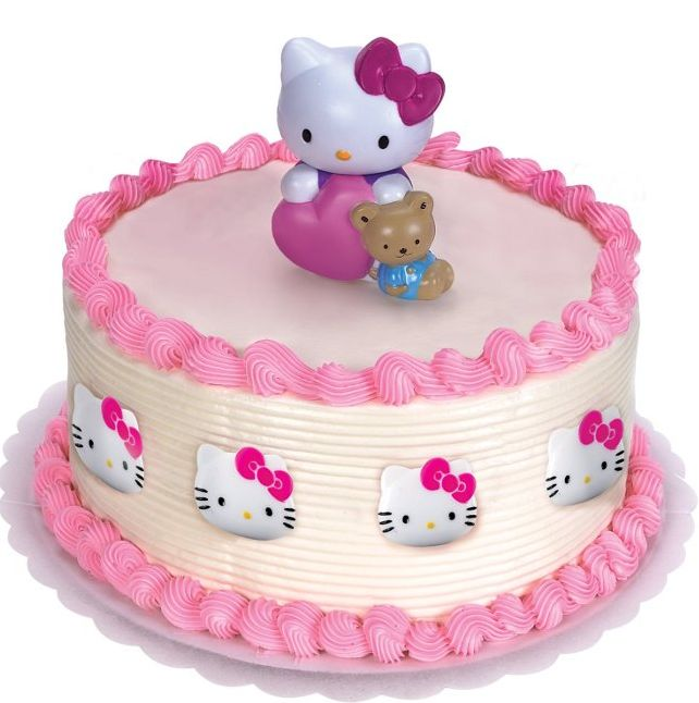 Hello Kitty Pictures Birthday. Kitty Cakes