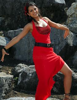 Trisha hot photos in movie khatta meetha 02