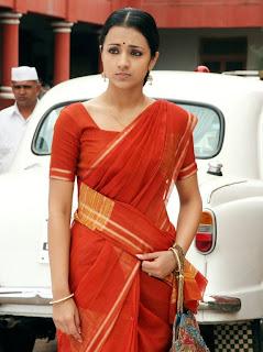 Trisha hot photos in movie khatta meetha 11