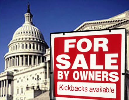 Government for sale