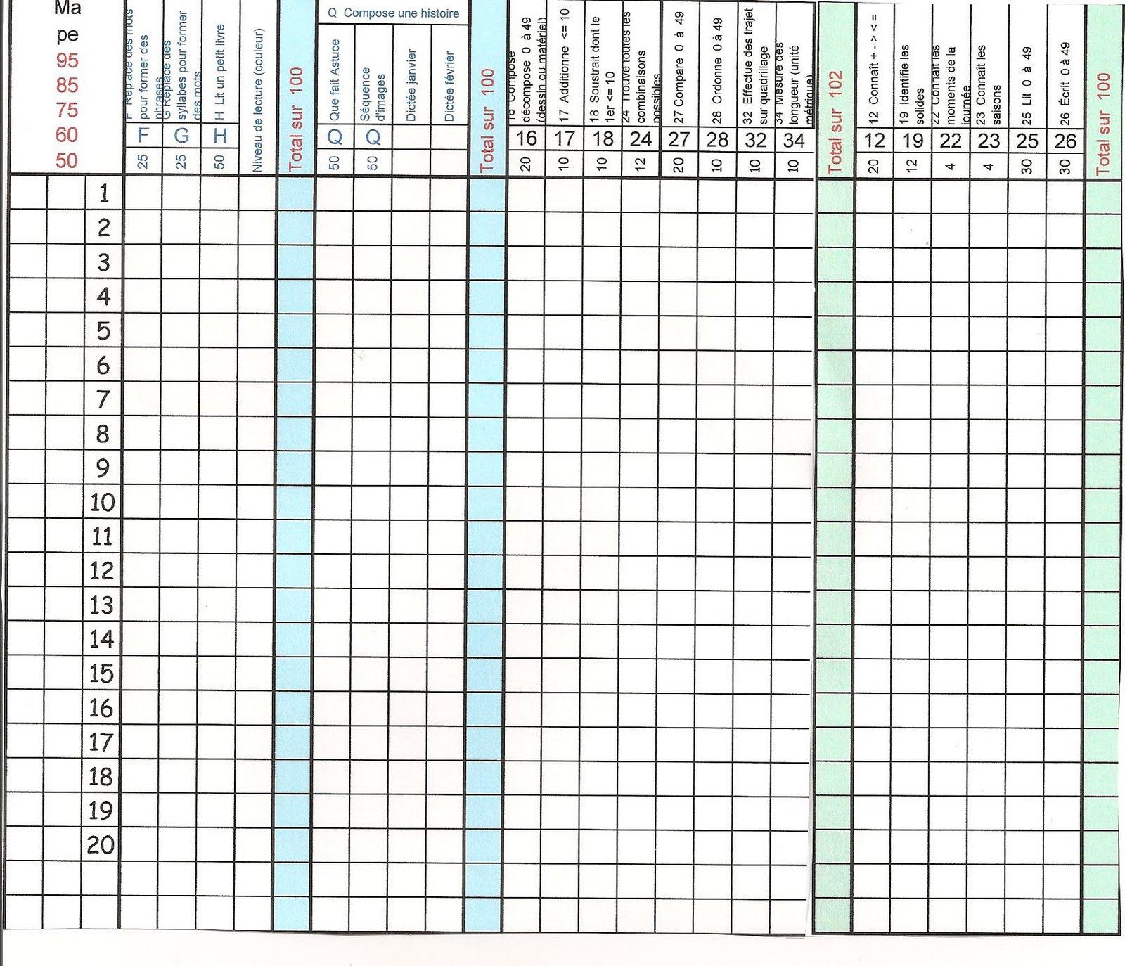 Dossier professionnel comp tence 5 - Grille d evaluation des competences professionnelles ...