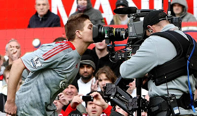 Steven Gerrard made no