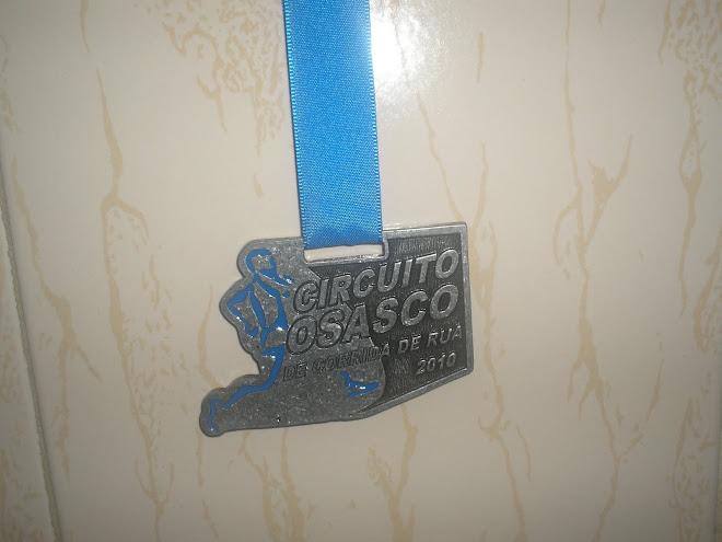 MEDALHA OSASCO PRIMEIRA ETAPA 2010!!