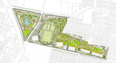 Ulare arquitectura parque sustentable pe alolen for Ejemplos de mobiliario urbano