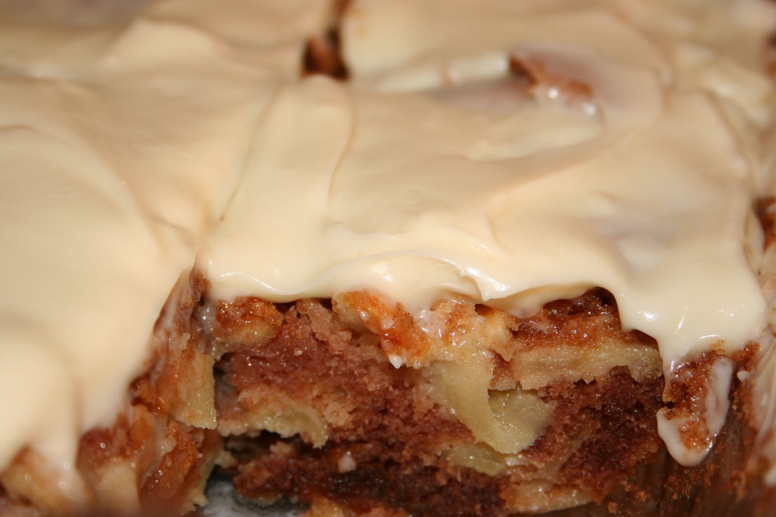 Pastry Heaven: German Apple Cake