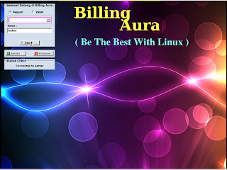 BILLING AURA Software Billing Warnet gratis