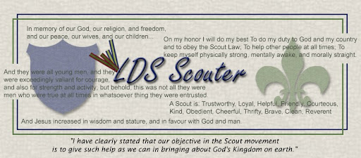 LDS Scouter